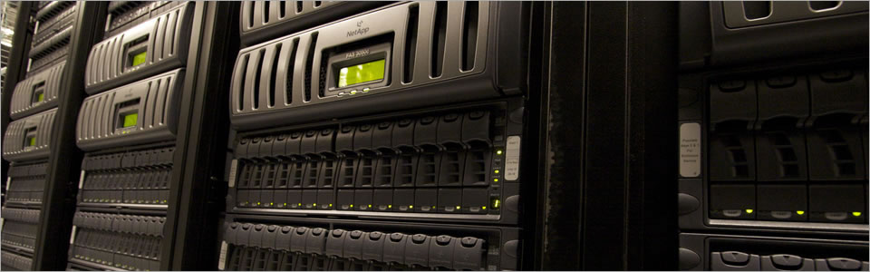 State-of-the-art data centers. Fast servers. Secure networks.